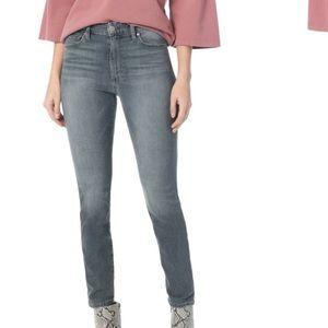 Joe's Jeans High Rise Crop Skinnies
